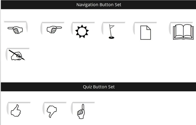 Buttons for Back, Next, Tip, Home, Menu, Glossary, Notes Functions